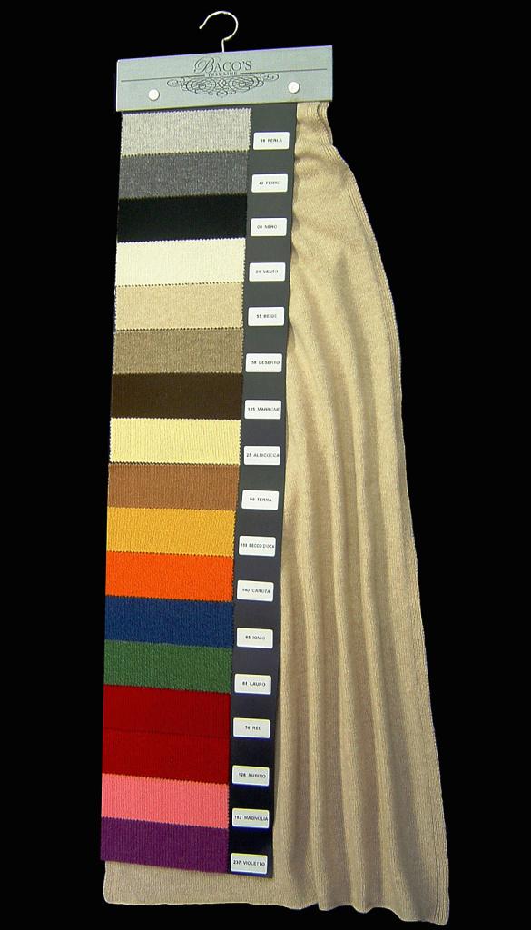 Soprattutto Cashmere: 100% cashmere in 17 colori